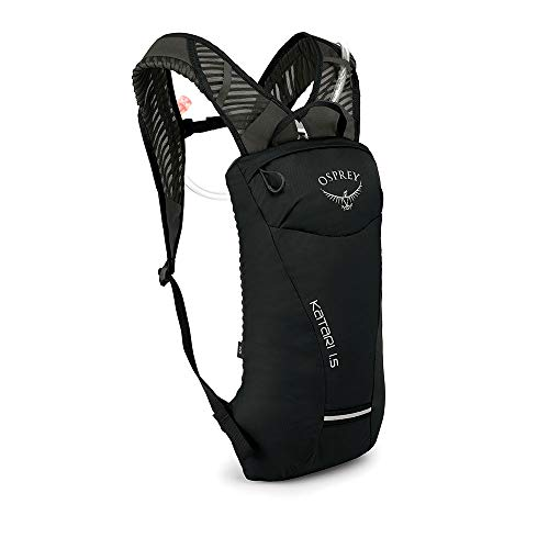 Osprey Packs Katari 1.5 Bike Hydration Pack, Black