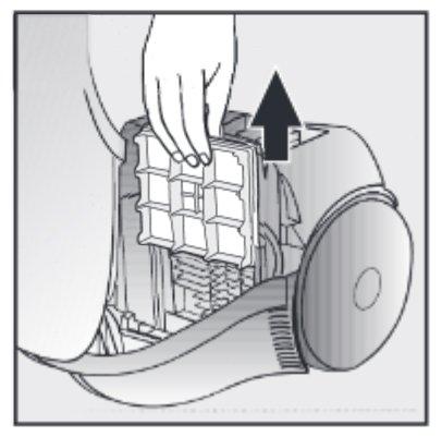 HQRP Posavasos HQRP Filter de protecci/ón de motor para Siemens VS04//VS5A//VS5E//VS06//VS07//VS08//VSZ3//VSZ4//VSZ5//VSZ6//VSQ4//VSQ5//00578863//VZ01MSF