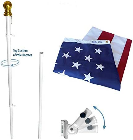 Annin Flagmakers American Flagpole SolarGuard product image