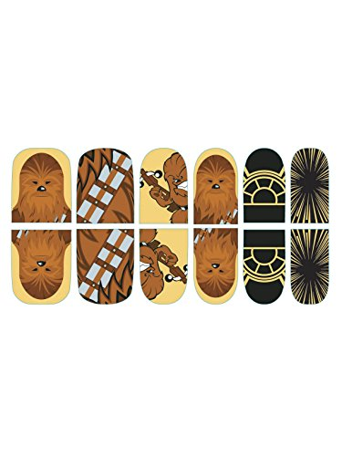 Rubie's Adult Star Wars Chewbacca Nail Stickers]()