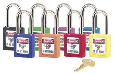 Master Lock 6 Green 470-410GRN,
