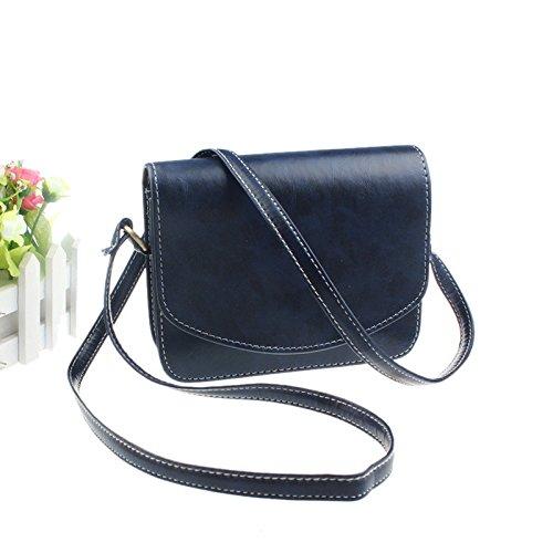 Crossbody Small Caqui Hombro Mujer Bags Bolso showsing para Azul al PxTqZTd