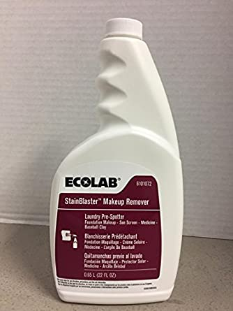 Ecolab Stainblaster Makeup Remover Laundry Pre-spotter - 22 FL OZ