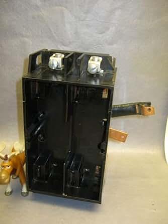 general switch 100 spo vintage 100 amp fuse block fits cat. Black Bedroom Furniture Sets. Home Design Ideas