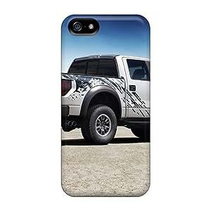 Bernardrmop Case Cover For Iphone 5/5s - Retailer Packaging Ford F 150 Svt Rapto Protective Case