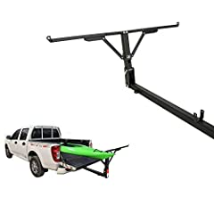 Perfect solution for short bed vehicles capable of hauling loads such as lumber, canoes, hunting gear, extension ladders, sheets of plywood & drywall. Or use it as work bench or table for tail gate parties!Features: Condition: 100% Brand ...