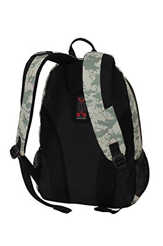 Swiss Gear Sa6621 Light Green Camoflage Laptop Backpack