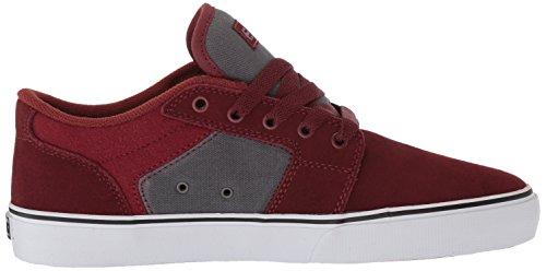 Ls Skateboard Barge Homme Chaussures De Etnies Rouge 1Hfqwx