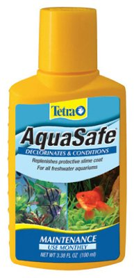 Tetra 16171 3.3 Oz Aquasafe Water Conditioner