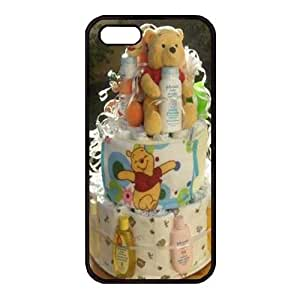 Iphone 5 Case,Rubber Iphone 5 Protective Case for Ultimate ProtectiPhone 4 4S with winnie the pooh baby showerMaris's Diary