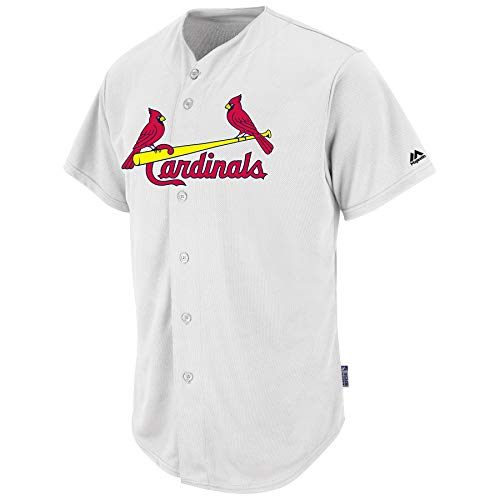 (Majestic Adult MLB Cool Base Pro Style Game Jersey - 2XL)