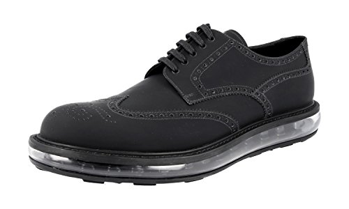 Scarpe Stringate In Pelle Brogue Prada Mens 2ee098