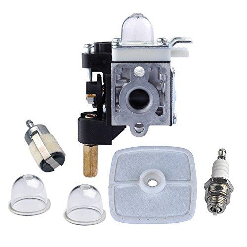 HIPA RB-K75 Carburetor with Air Filter Fuel Filter Spark Plug Primer Bulb for ECHO SHC210 SHC211 SHC212 HC160 HC161 HC180 HC181 HC200 HC201 Hedge Clipper