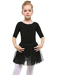 Toddler/Girls Cute Tutu Dress Leotard for Dance,...