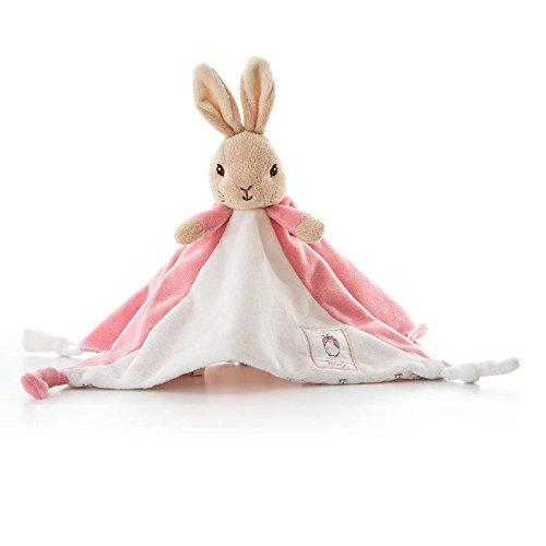 Peter Rabbit cuddle / lovey pink 30cm Rainbow Designs
