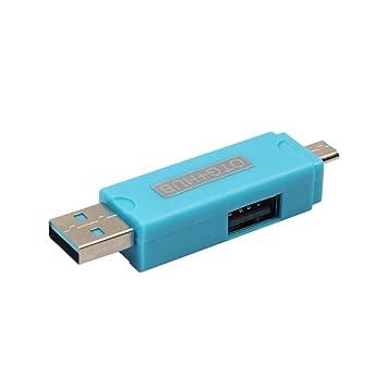 SUPERLOVE Lector de Tarjetas USB Tarjeta USB portátil Lector ...