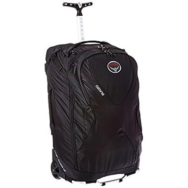 Osprey Ozone 22 /46 L Wheeled Luggage, Black