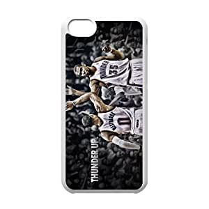 Custom Russell Westbrook Kevin Durant Apple iphone 6 plus Hard Case Cover phone Cases Covers