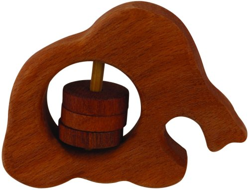 ImagiPLAY Elephant Rattle ()