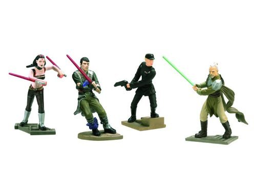 Force Unleashed Battle Packs: Heroes