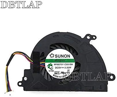 DBTLAP CPU Ventilador compatibles para ASUS X453 X453M X453MX403M ...