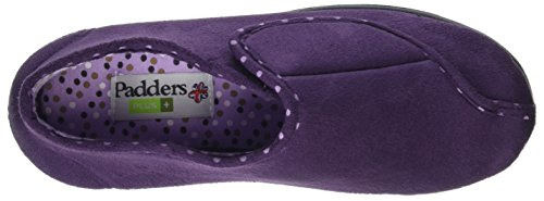 Chaussons Violet Padders purple Cherish Femme lilac Montants TwxwO05nq