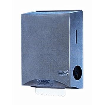 kcc09994 - SANITOUCH manos libres empotrable duro rollo Dispensador de toalla, acero inoxidable: Amazon.es: Oficina y papelería