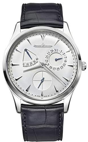 Jaeger-LeCoultre Master Ultra Thin Réserve de Marche Stainless Steel Watch 1378420