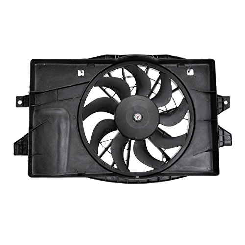 (Radiator Cooling Fan & Motor Assembly for Grand Voyager Caravan Town &)