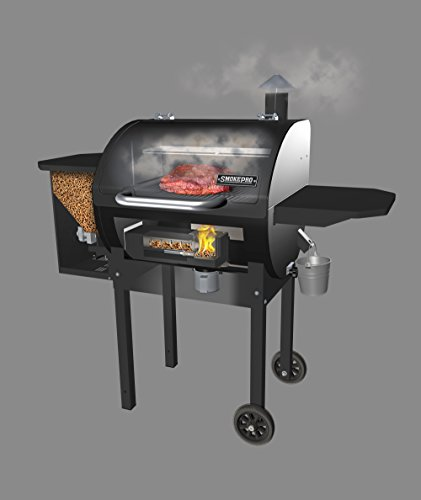 Camp Chef SmokePro DLX Pellet Grill Bronze