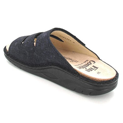 Blue Finn Clogs 5 Comfort blue Andros 521319 Blue Women's 3 RxzwSRaq