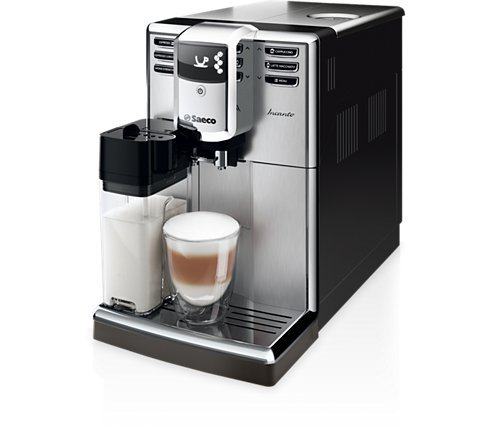 Saeco Incanto Carafe HD8917/47 Superautomatic Espresso Machine (Certified Refurbished)