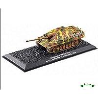 jagdpanther tanque con texto Panzer, el tanque