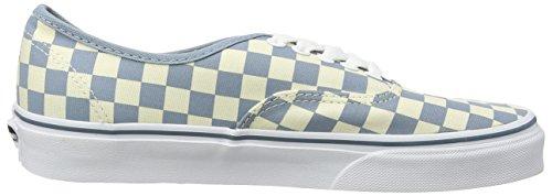 Vans Authentic, Unisex-Erwachsene Sneakers Mehrfarbig (checkerboard/classic White/citadel)