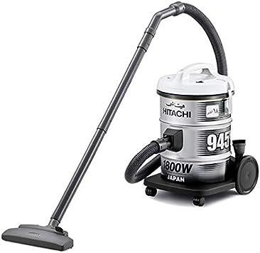 Hitachi CV-945Y Steam Vacuum Cleaner, Platinum Gray