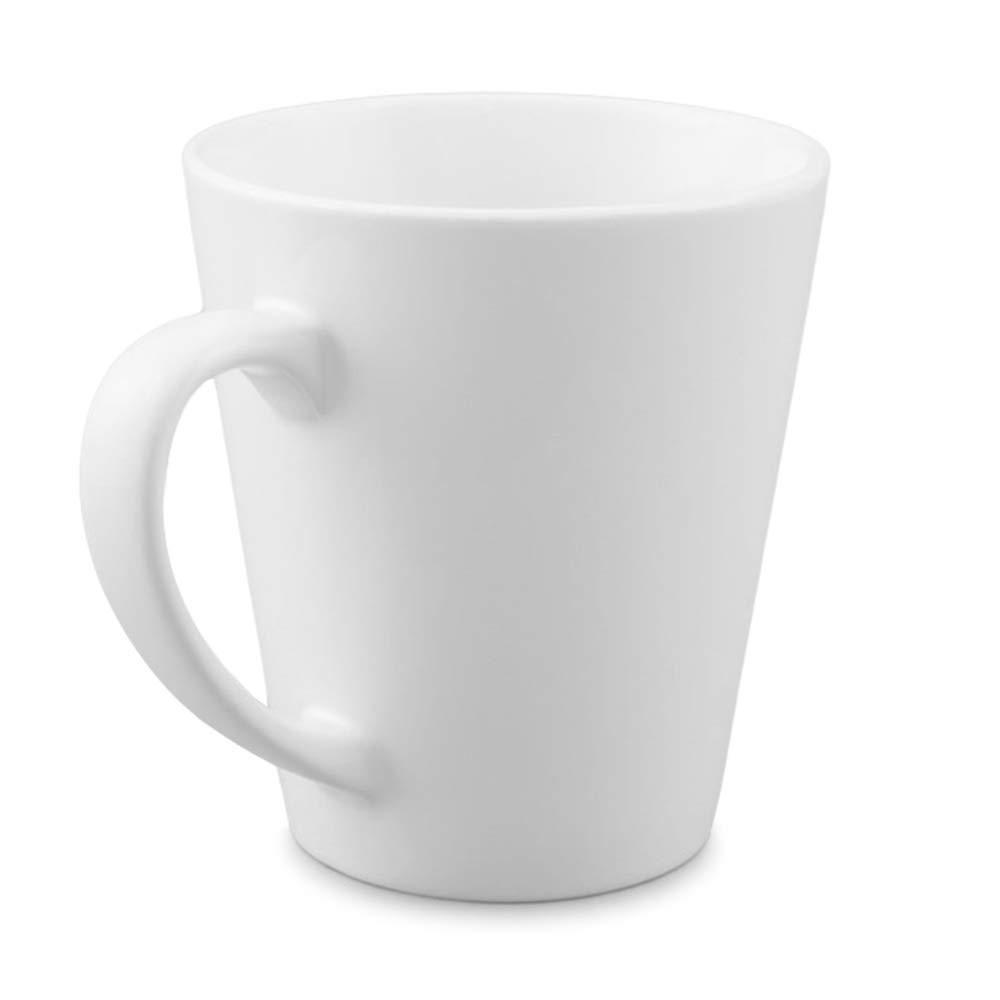 Tassendruck Bastel-Tassen ohne ohne ohne Druck zum Bemalen aus Hochwertiger Keramik Einzeln oder im Set Mug Cup Becher Pott - 36er Set Weiss B07DL932R6 Bierkrüge bb7a70