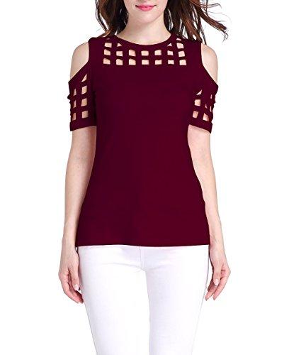 sarin-mathews-womens-cold-shoulder-hollow-out-short-sleeve-casual-t-shirt-tops-burgundy-m