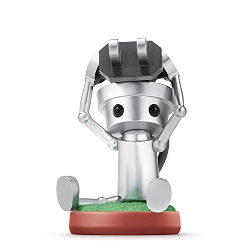 Nintendo Amiibo Chibi-Robo (Japanese - Bricks Of Atlantis