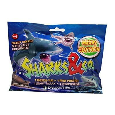 Sharks & Co. - Maxxi Edition Blind Pack: Toys & Games
