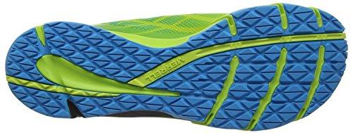 Chaussures Homme Access Bare Fitness Vert Acid Flex de Cyan Merrell tqvwYw