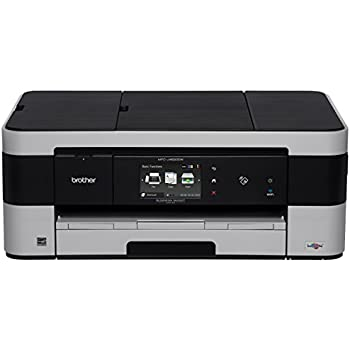 Brother Business Smart MFC-J4620DW Inkjet All-in-One Printer with up to 11x17-Inch Printing and NFC Capability