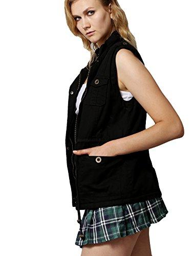 NE PEOPLE Womens Military Anorak Jacket in Various Styles by NE PEOPLE (Image #4)