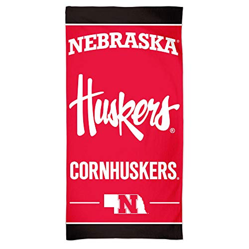 Nebraska Cornhuskers Beach Towel--(Package of 2)