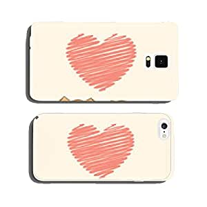 dog and cat cell phone cover case iPhone6 Plus