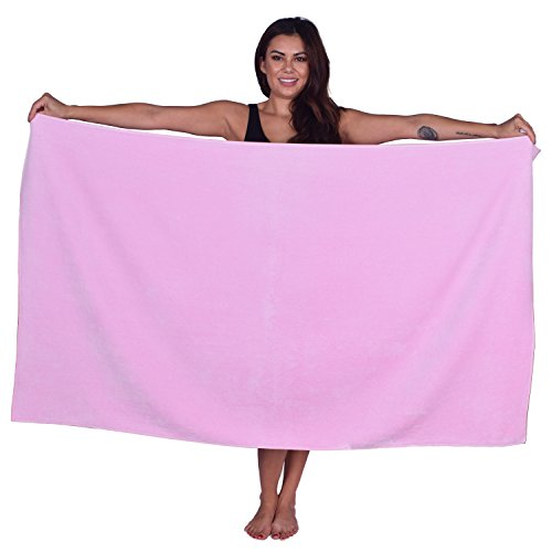 La Calla Turkish Beach Towel - Oversized 35 Inches by 60 Inc