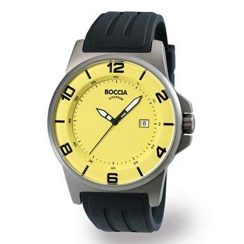 3535-22 Boccia Titanium Watch