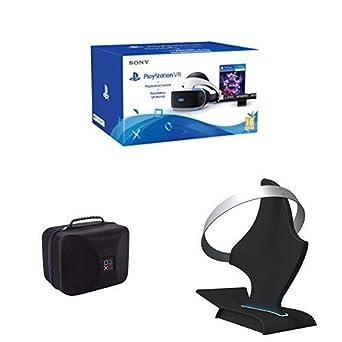 Sony - PlayStation VR Casco De Realidad Virtual + VR Worlds ...