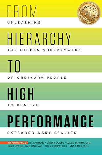 From Hierarchy to High Performance: Unleashing the Hidden Superpowers of  Ordinary People to Realize Extraordinary Results