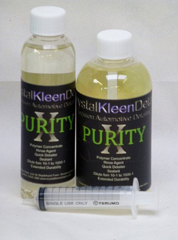 Krystal Kleen Detail Purity X Advanced Polymer Concentrate Sealant - 150ml