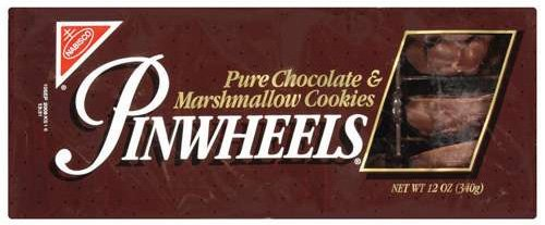 - Nabisco, Pinwheels Cookies, 12oz Package (1pack)